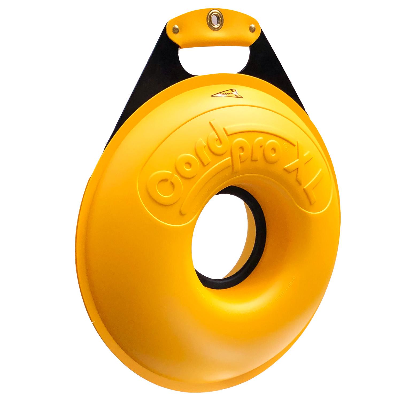 *NEW* CORDPRO CP-100 Cord Organizer,12 5//8 Dia,Yellow